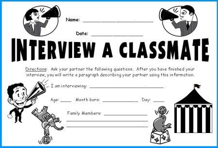 Printables Student Worksheets back to school worksheets and on pinterest