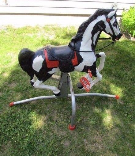 Blaze Galloping Rocking Horse Mattel 1961 Vintage Original Toy with Tag  #Mattel #Blaze #RockingHorse #Vintage #1961 #Horse #Toy #dandeepop Find me at dandeepop.com Buy Here http://www.ebay.com/itm/-/112442756221? OR at my website link above