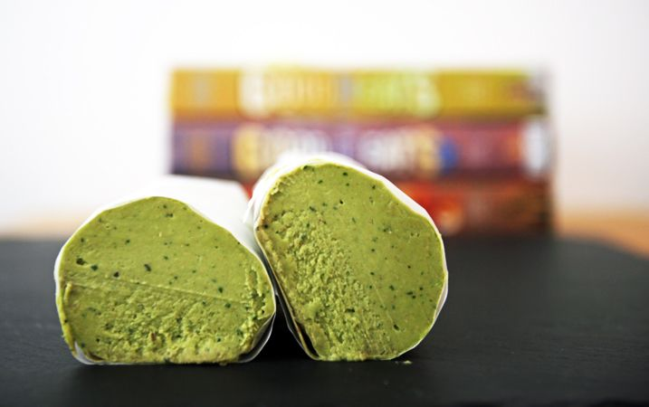 Avocado Compound Butter: Avocados are and always have been my favorite fruit. And while I could eat guacamole forever, my favorite application is actually avocado butter.