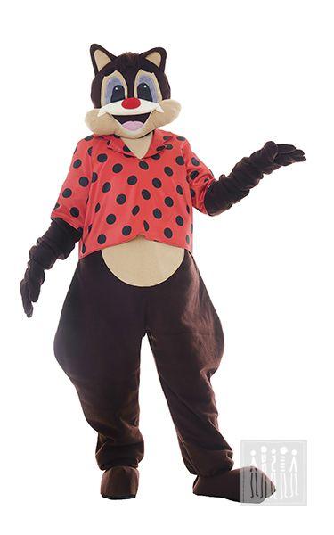 Карнавальный костюм Бурундучок (ростовая кукла для взрослых) Ростовая кукла…