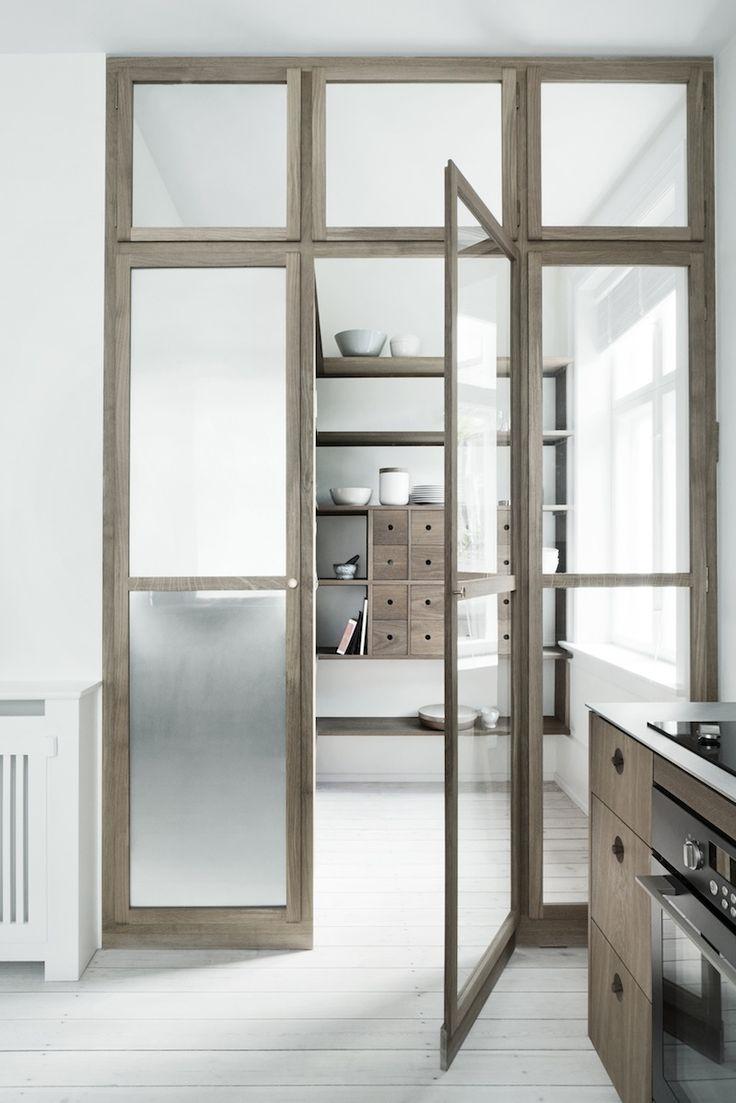 140 best doors images on pinterest door design architecture a minimal interior in dark light mydubio