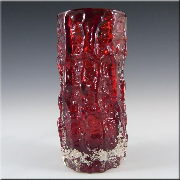 1000 Images About Whitefriars Glass On Pinterest Ruby Red Kingfisher And Vase
