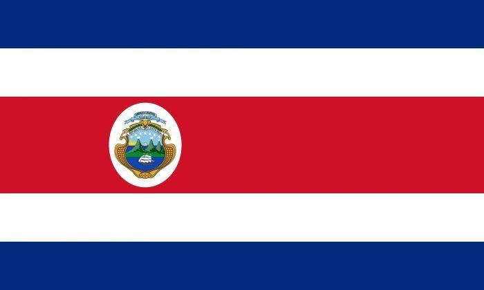 Bandera De Costa Rica Buscar Con Google Con Imagenes Bandera