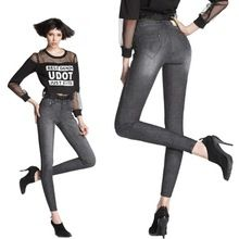 100% cotton 2015 wholesale newest style hot sale ladies skinny jean wd1110 Best Buy follow this link http://shopingayo.space