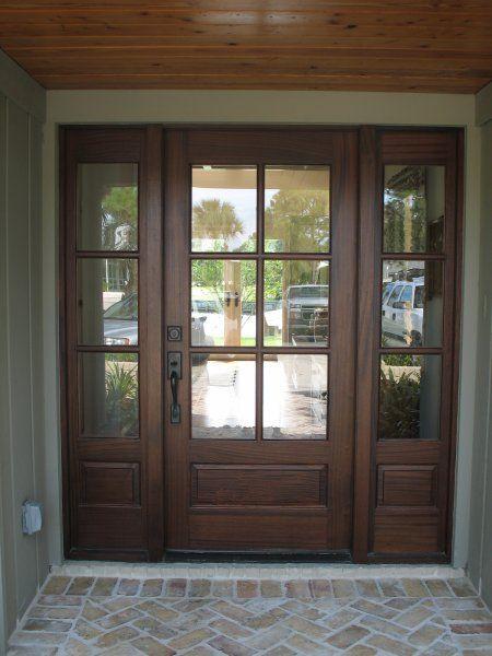 Best 25+ Entry doors ideas on Pinterest | Stained front door, Exterior door  trim and Exterior doors