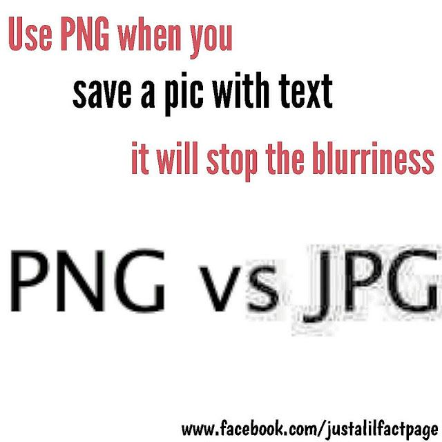Just a lil fact!: Just a quick awesome tip for your images and pics!...