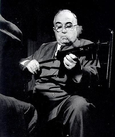 Getúlio Vargas - ca. 1950   Jean Manzon