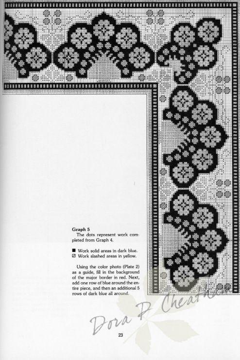 Gallery.ru / Фото #60 - Needlepoint Designs from Oriental Rugs - Dora2012