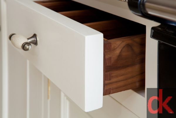 Curved Drawers