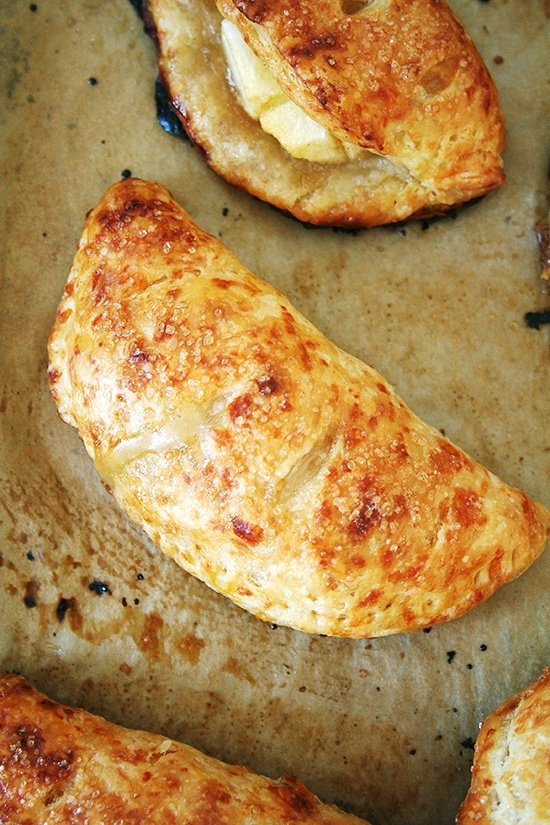 Apple Hand Pies with Cheddar Crust— Looks Delicious!