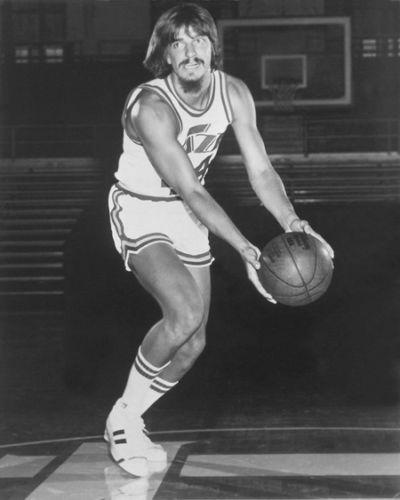 1978-New-Orleans-Jazz-PETE-MARAVICH-Pistol-Pete-Glossy-8x10-Basketball-Photo