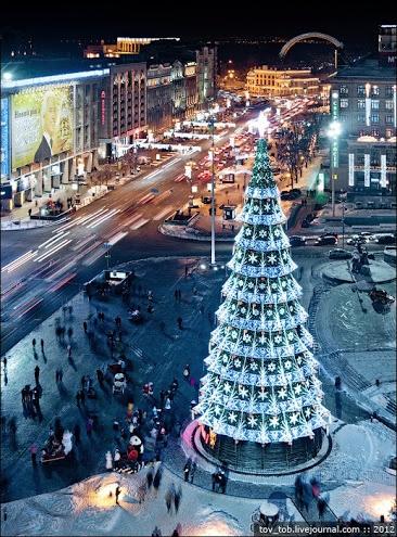Christmas in Kyiv - Ukraine