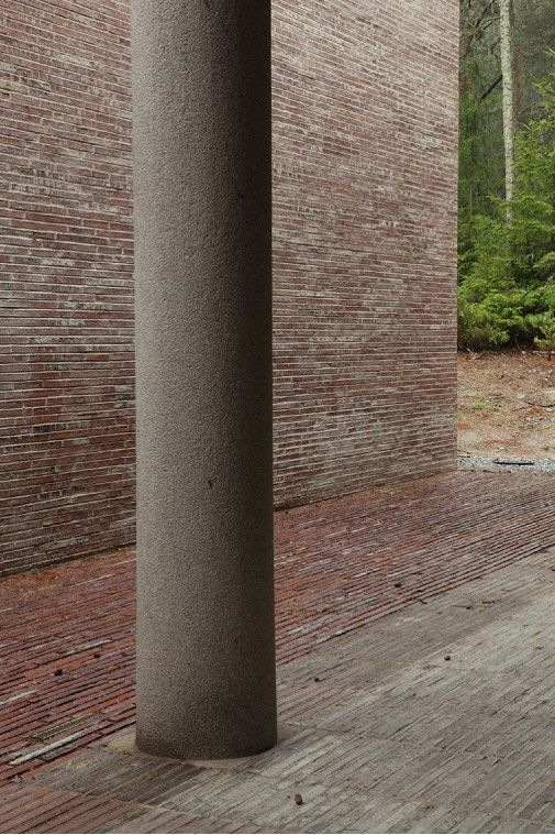 Gallery of The New Crematorium, The Woodland Cemetery / Johan Celsing Arkitektkontor - 11