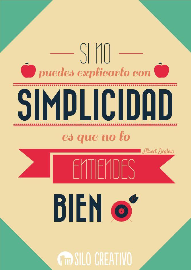 Lámina descargable: La Simplicidad