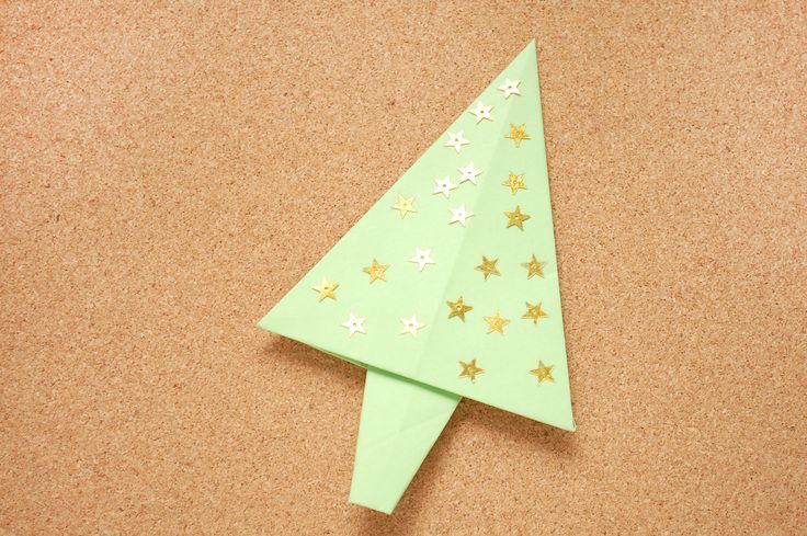 top 25 ideas about origami christmas tree on pinterest