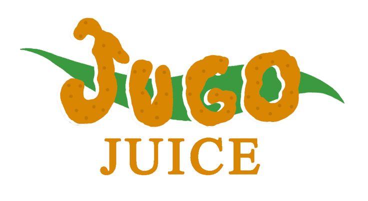JUGO JUICE logo. Alex Jakushin. 2016