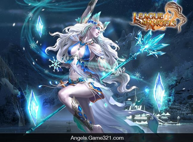 League Of Angels Isolde | VARIADOS | Pinterest | Angels ...  League Of Angel...