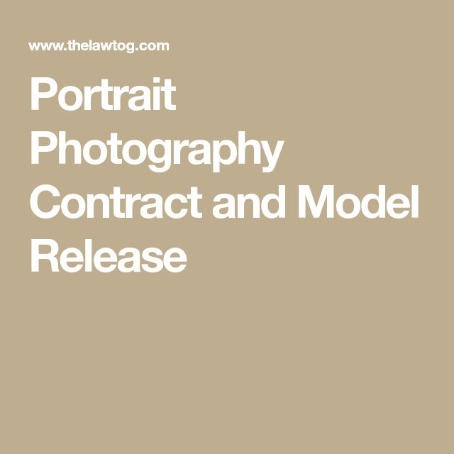 The  Best Model Release Ideas On   Photography