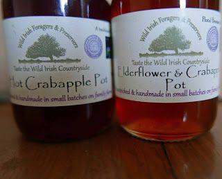 RESTAURANTS AND FOOD: Taste of the Week. Wild Irish Hot Crabapple Pot
