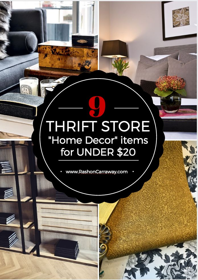 256 best Thrift Store Finds and Transformations images on ...