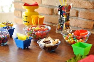 LEGO party /// fiesta lego