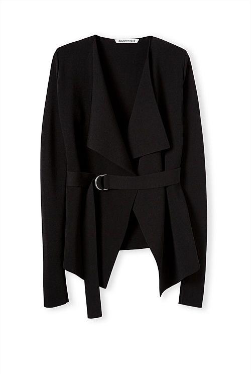 Waterfall Knit Jacket - $229.00