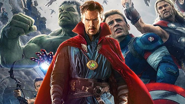 Doctor Strange Analyzes the Avengers 'Civil War' Injuries in Promo ...