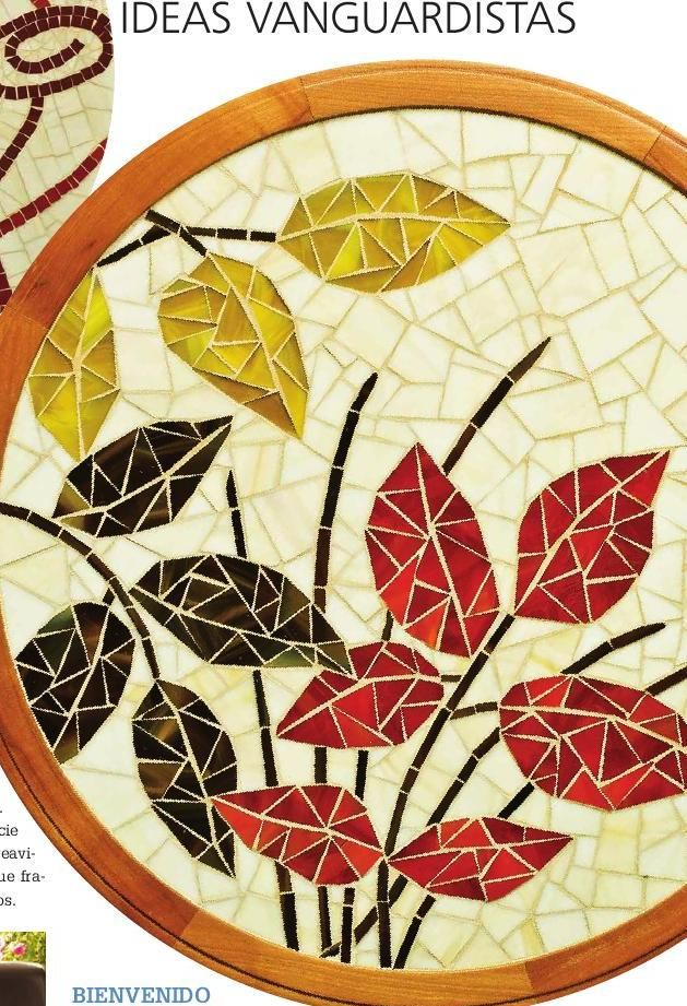 Nº 114 Abril 2012 - Mosaico y cerámica by Materia Prima