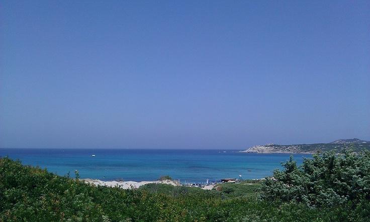Spiaggia Rena Majore - Sardegna - Italy
