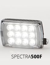 Spectra LED Lights are lightweight, compact and handy; the perfect portable lighting system. Their exceptional versatility will make them an essential tool in the equipment of every professional. Spectra LED lights can be used not only on camera, but also in combination with many other supports in Manfrotto's product range (stands, booms, clamps, arms..). #led #spectra #manfrotto #lighting