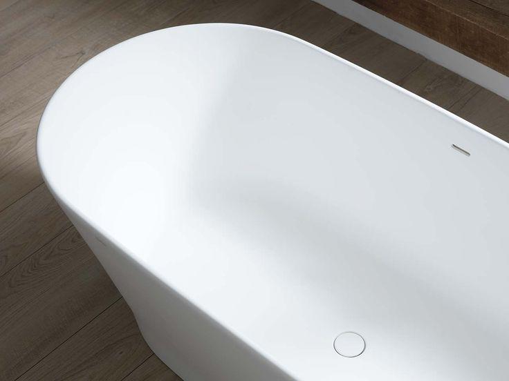 La bañera SLIM realizada con KRION Solid Surface, y comercializada por KRION Bath by SYSTEMPOOL, perteneciente al Grupo PORCELANOSA, tiene unas medidas...