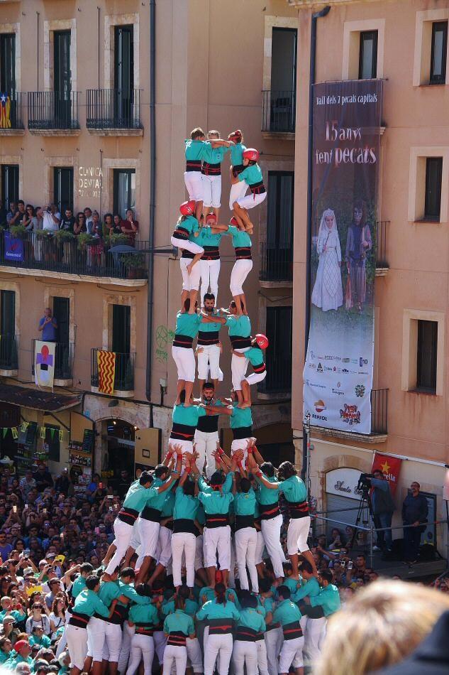 Castells en Tarragona
