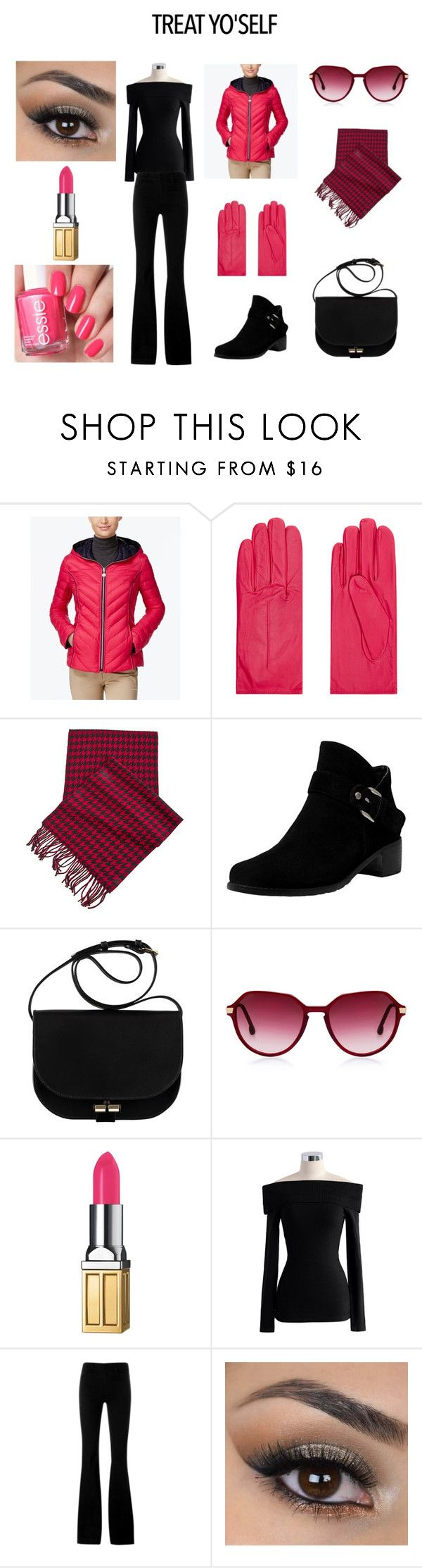 """Perfect Puffer Jackets"" by kitty-claws ❤ liked on Polyvore featuring Nautica, Furla, Elizabeth Arden, Chicwish and STELLA McCARTNEY"