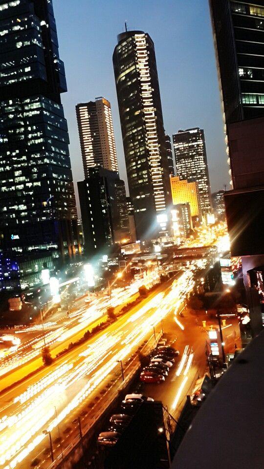 Jakarta city light