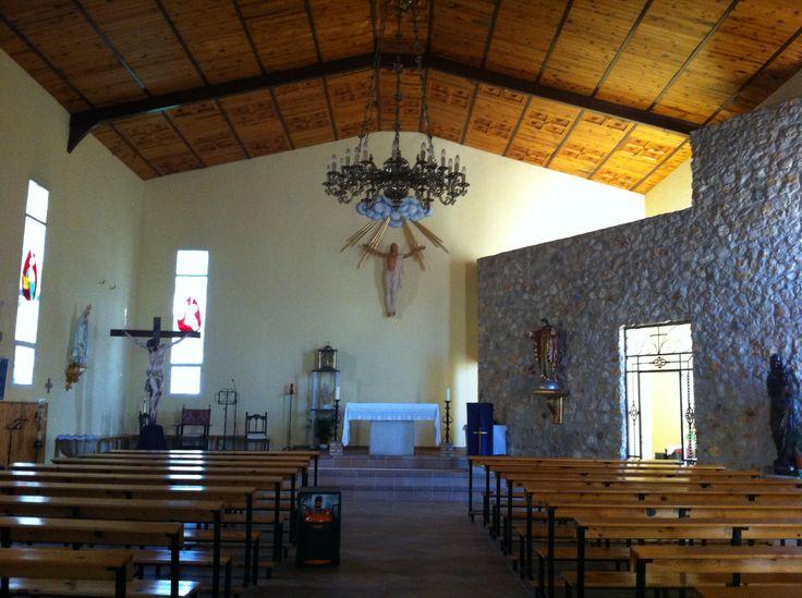 Iglesia de Burunchel