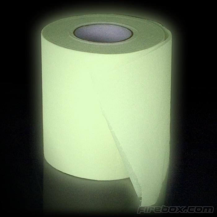 Glow in the Dark Loo Roll
