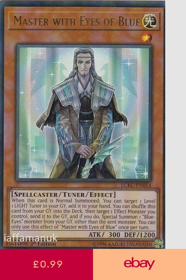 YuGiOh! YuGiOh! Individual Cards Collectables ebay
