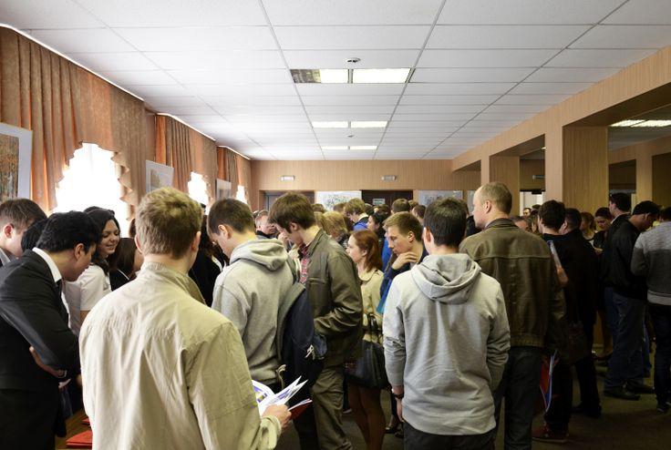 День открытых дверей - 27.04.14 г. //Фотографии размещаются для моего сайта - aviakurs.com