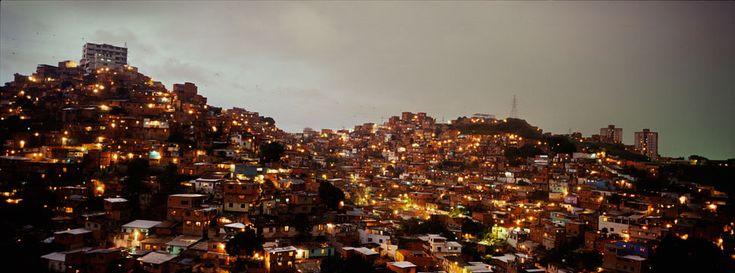 subrealism: planet of slums