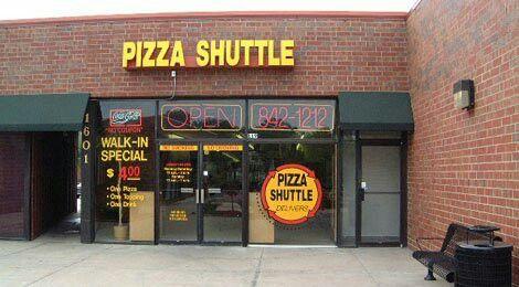 Pizza Shuttle  Lawrence, KS