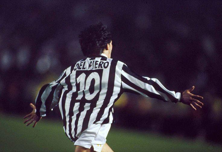 Alessandro Del Piero Celebration