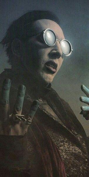 Marilyn Manson *                                                                                                                                                                                 Más