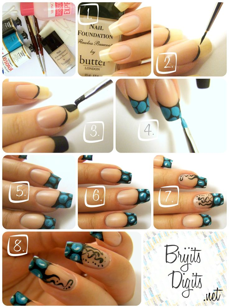 673 best tutoriales uas images on pinterest adhesive drawings diy nailart projects tutorials prinsesfo Choice Image
