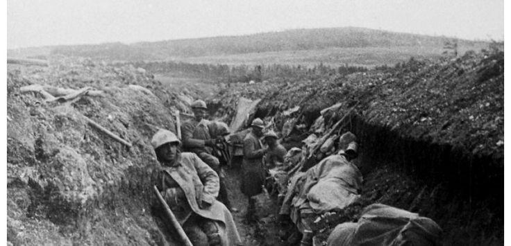 Souvenirs : La bataille de Verdun
