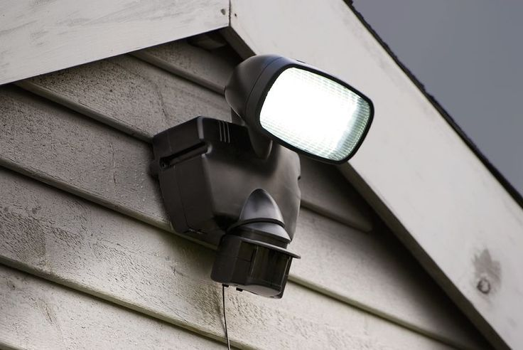 Motion Sensor Solar Security Light