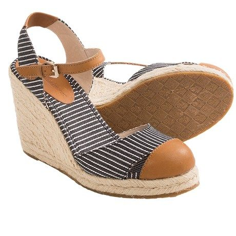 Tommy Bahama Rodeo Espadrille Sandals - Wedge Heel (For Women)