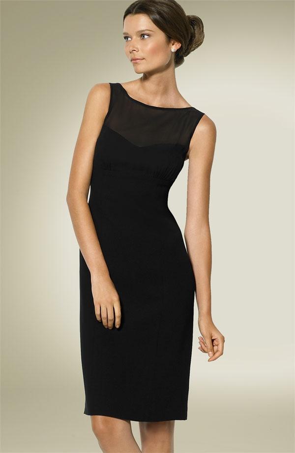 63 best Style - Little Black Dress images on Pinterest | Low cut ...