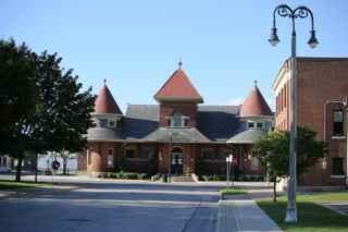 Beautiful little town of Petrolia in Lambton County.