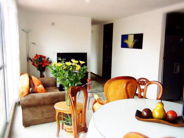 En #venta #apartamento ubicado en #Suba, con importantes accesos viales como Av. Ciudad de Cali, Av. Suba - Cercano al sector de la conejera. 83.43 m², segundo piso, 3 alcobas, (la principal con baño privado y vestier), 2 baños, hall de alcobas, sala comedor, cocina integral, 2 balcones, parqueadero en sotano.  Si quieres más información, ingresa a www.cocraiz.com #Bogotá  #Oportunidad  #Inmobiliaria #Vivienda