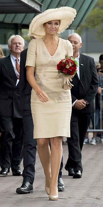 Queen Maxima of the Netherlands, Princess Mary, Queen Letizia, Sophie Wessex and Princess Mette-Marit: a gallery of the week's best royal style - Foto 7
